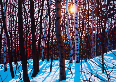 """Tremblant Sparkle 36"""" by 36"""""""